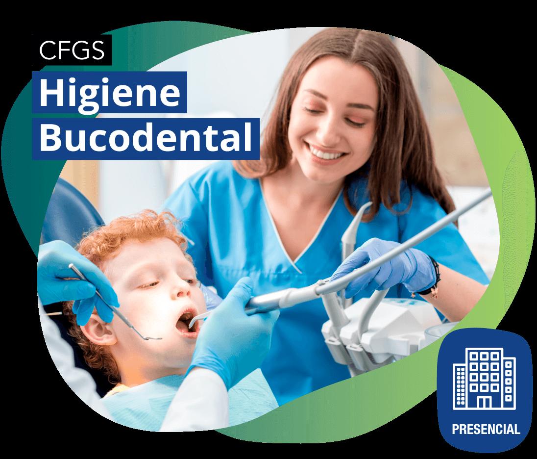 CFGS Higiene Bucodental PRESENCIAL