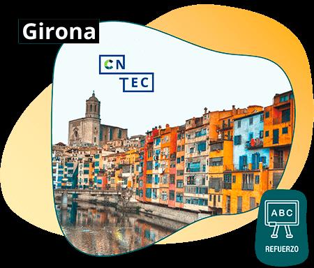 CNTEC Online con Refuerzo Girona