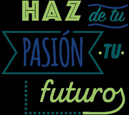 Haz de tu pasión tu futuro