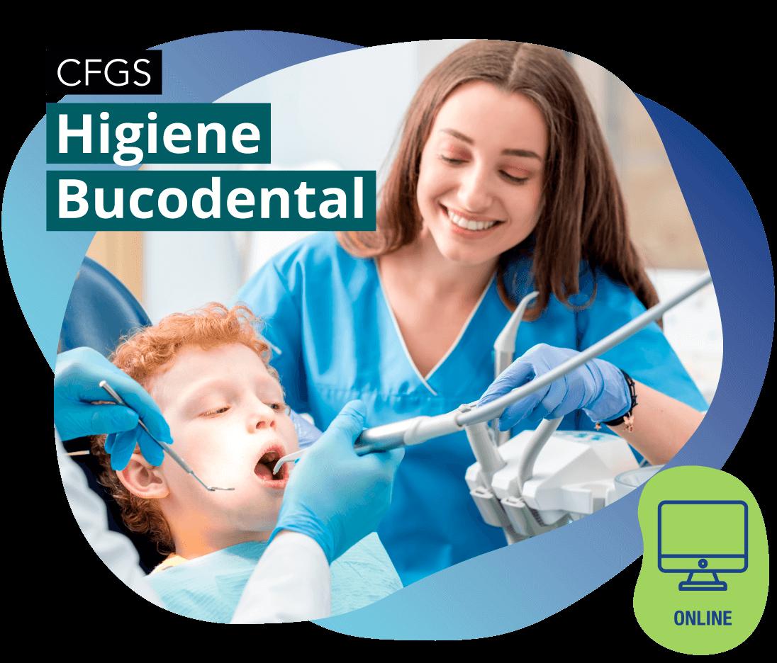 CFGS Higiene Bucodental ONLINE