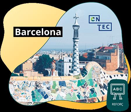 CNTEC Online amb reforç Barcelona