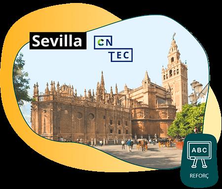 CNTEC Online amb reforç Sevilla
