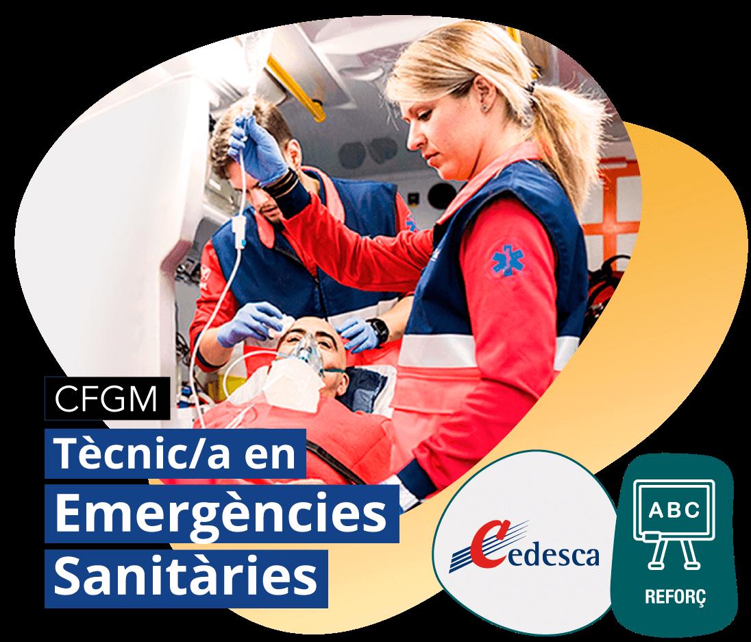 CFGM Tècnic/a en Emergències Sanitàries REFORÇ